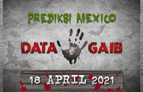Kode Syair Mexico 18 April 2021 Hari Minggu TerGAIB